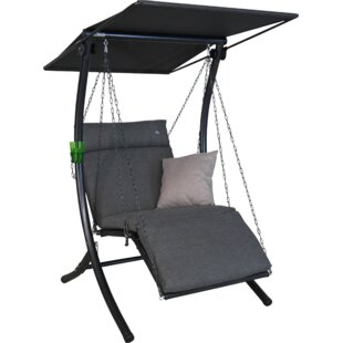 Bambu Swing Seat With Stand By Sol 72 Outdoor