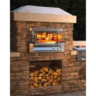 a4ed13ced74 Built-In Natural Gas Pizza Oven