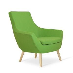 Rebecca Wood Armchair by sohoConcept