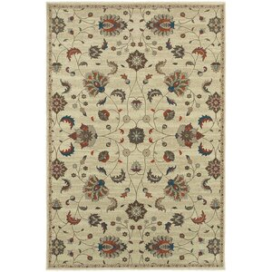Derrymore Beige/Brown Area Rug