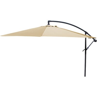 Trotman 10 Cantilever Umbrella by Brayden Studio Best
