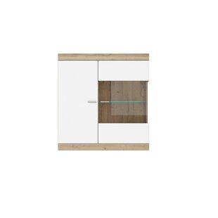 Tenley Curio Cabinet By Mercury Row