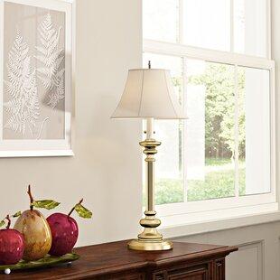 Double Bulb Table Lamp Wayfair