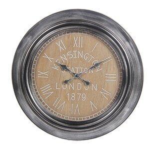 Dixon Round Wall Clock