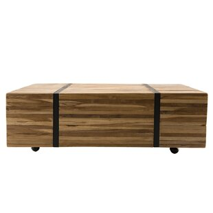 Yosef Coffee Table By Alpen Home