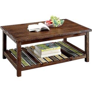 Gracie Oaks Alexa Coffee Table