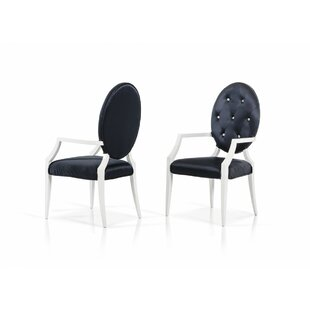 Maire Arm Chair (Set Of 2) by Willa Arlo Interiors Great price