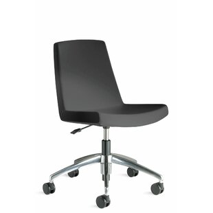Borgo Jolly High-Back Desk Chair (Set of 2)