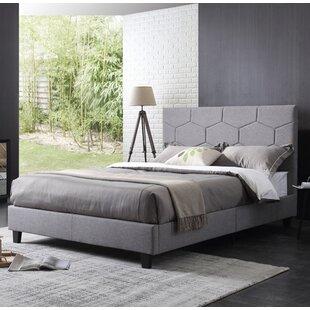 Wrought Studio Herren Upholstered Platform Bed