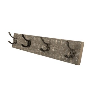 Hayes Wall Mounted Coat Rack By Borough Wharf