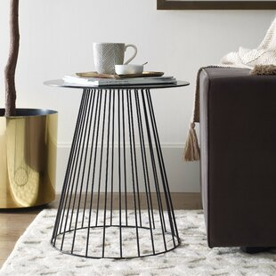 Element End Table by Elle Decor