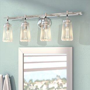 Mercury Row Buzard 4-Light Vanity Light
