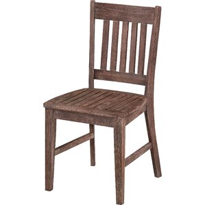 Morocco Solid Wood Dining Chair (Set of 2) by Home Styles