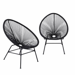 Michale Patio Chair (Set of 2)