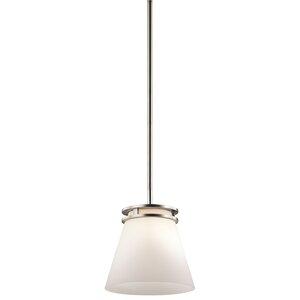Bourneville 1-Light Mini Pendant