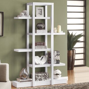 Cheap Etagere Bookcase Monarch Specialties Inc.