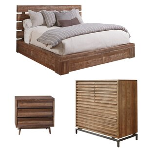Gullickson Platform Configurable Bedroom Set