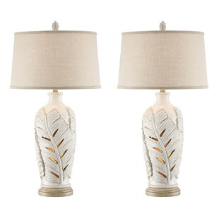 Lars Leaf 34 Table Lamp (Set of 2)