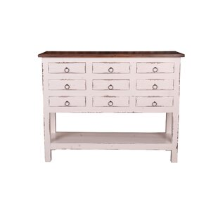 Lefebre Cottage 9 Drawer Accent Chest