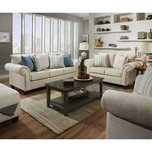 Cowan Configurable Living Room Set by Highland Dunes