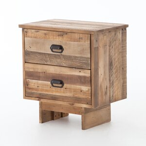 Baxter 2 Drawer Nightstand by Design Tree Home