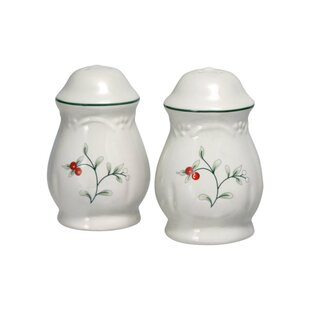 Winterberry Salt & Pepper Set