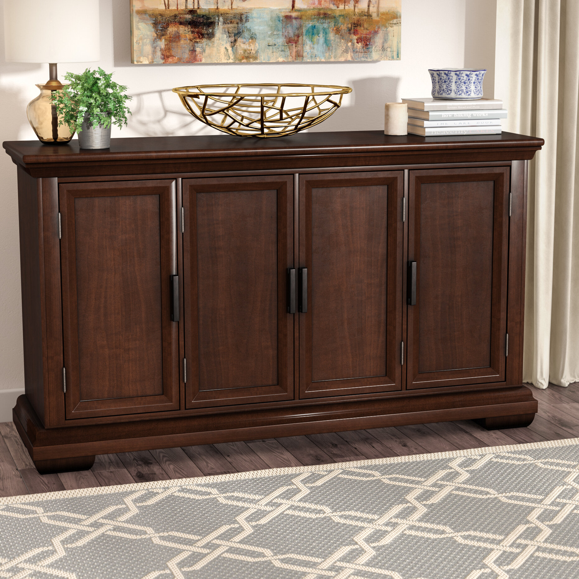 Narrow Dining Room Sideboards | Wayfair