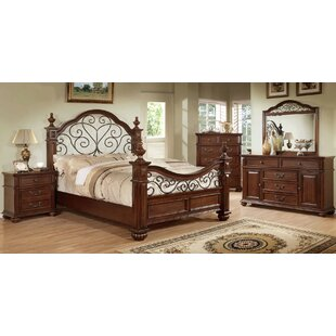 Revilla Panel Configurable Bedroom Set