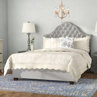 Boniface Upholstered Panel Bed by Lark Manor