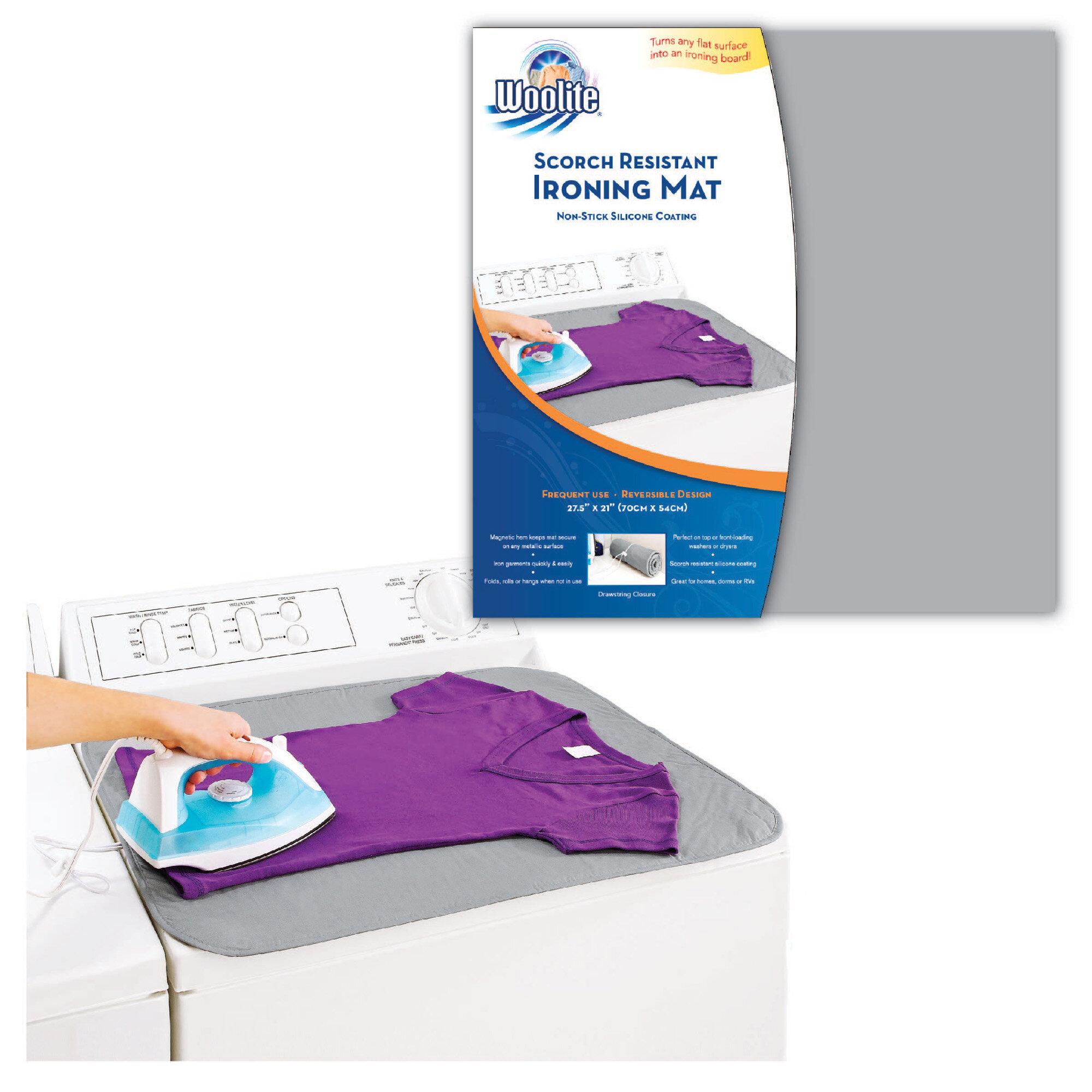 Woolite Reversible Silicone Ironing Mat Reviews Wayfair