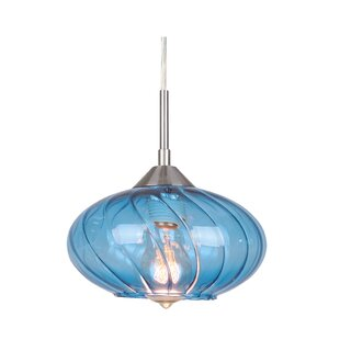 Woodbridge Lighting Pulsar 1-Light Globe Pendant