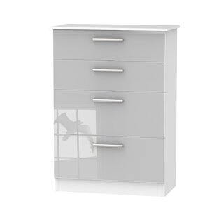 Chesler 4 Drawer Chest By 17 Stories