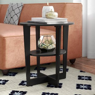 Top Reviews Crow End Table By Zipcode Design