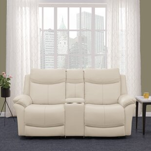 Red Barrel Studio Cheryll 2 Seat Wall Hugger Reclining Loveseat
