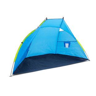 Amandine Beach Shell Shelter Sitting Tent With Carry Bag By Sol 72 Outdoor