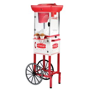 Coca-Cola Series Snow Cone Cart