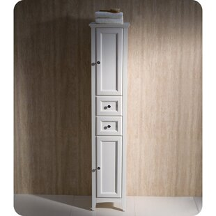 """Oxford 14"""" W x 68"""" H Linen Tower by"""