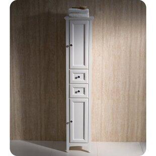 Best Price Oxford 14 W x 68 H Linen Tower ByFresca