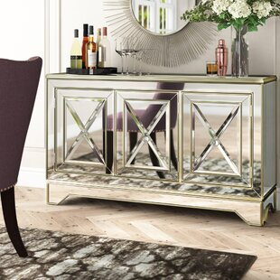 Keeney 3 Door Sideboard Willa Arlo Interiors