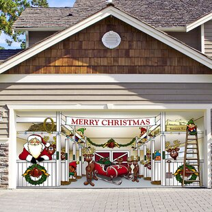 Outdoor Christmas Decorations You Ll Love Wayfair