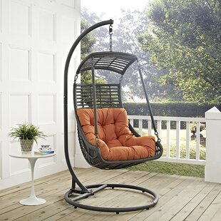 Modway Jungle Swing Chair with Stand