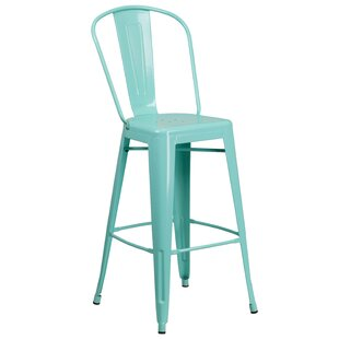Cushion Bar Stools With Back Wayfair