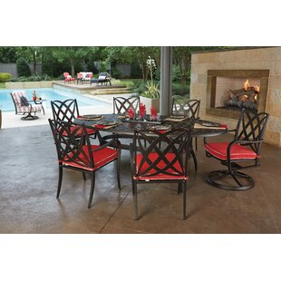 Apollo 7 Piece Dining Set