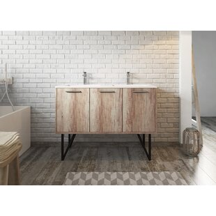 Kenya 1200mm Free-Standing Double Vanity Unit By Belfry Bathroom