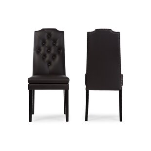 Charlton Home Ruskin Side Chair (Set of 2)