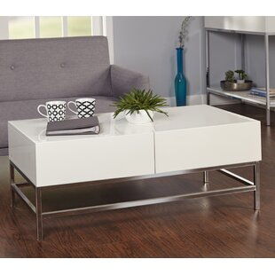 Inexpensive Woodway 3 Pieces Coffee Table Set ByOrren Ellis