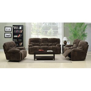 Red Barrel Studio Gypsy Configurable Living Room Set