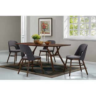 Kirsten 5 Piece Dining Set Corrigan Studio