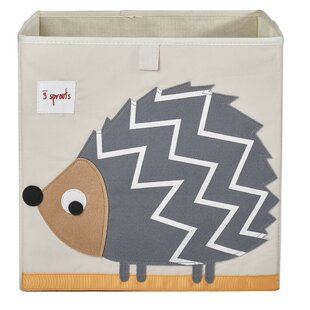 Great Price Hedgehog Storage Cube By 3 Sprouts