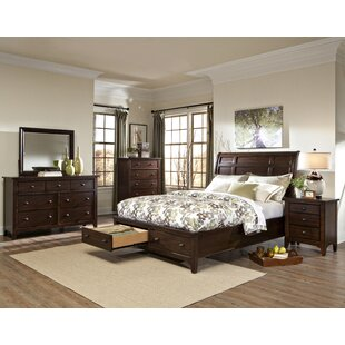 Pasley Panel Configurable Bedroom Set by Winston Porter